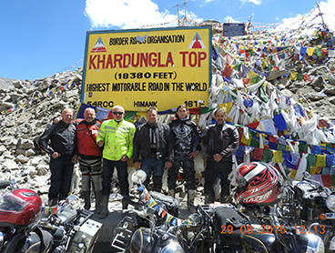 Ladhak Motorcycle Tour