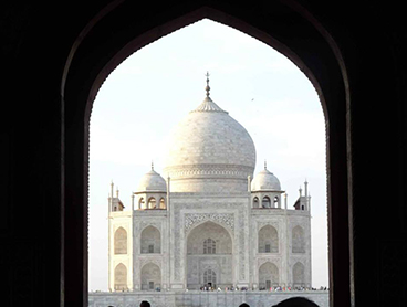 Tajmahal Motorcycle Tour